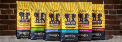 A professional writer working for Westrock Coffee would be expected to contribute to packaging design.